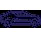 Icône covering véhicule